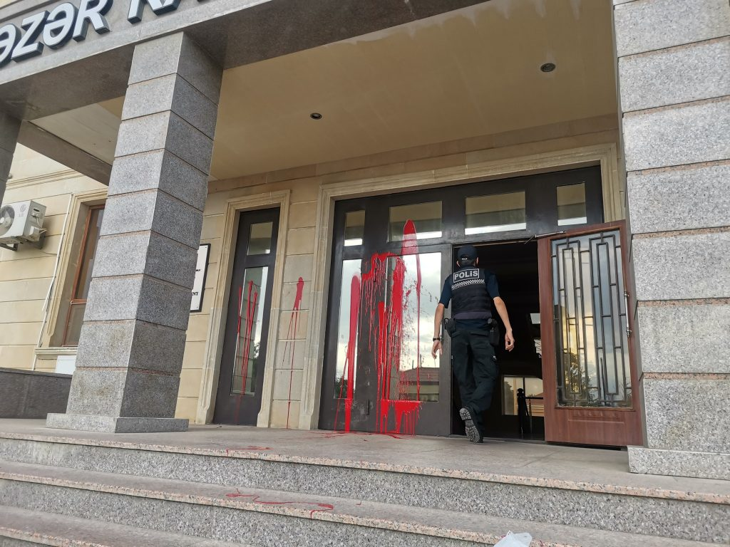 Azerbaijani feminists and journalists