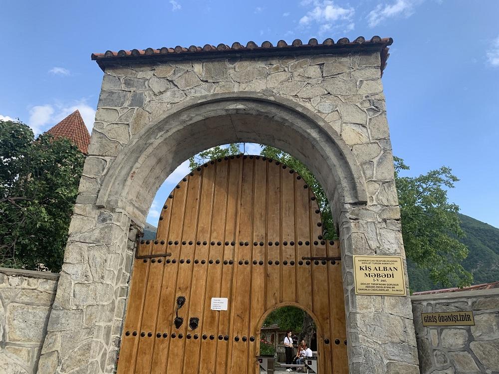 церковь Киш