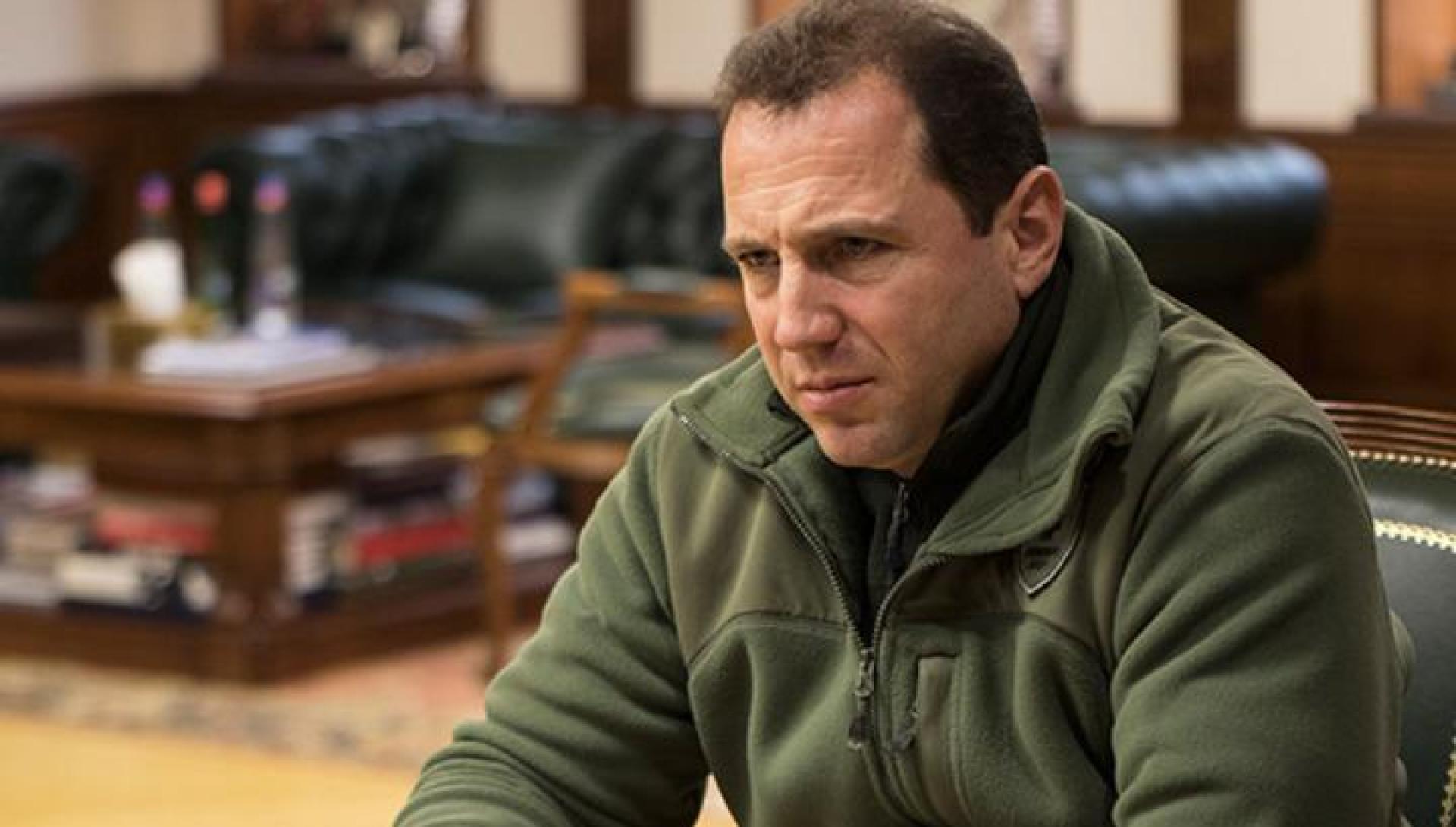 задержан бывший министр обороны Армении