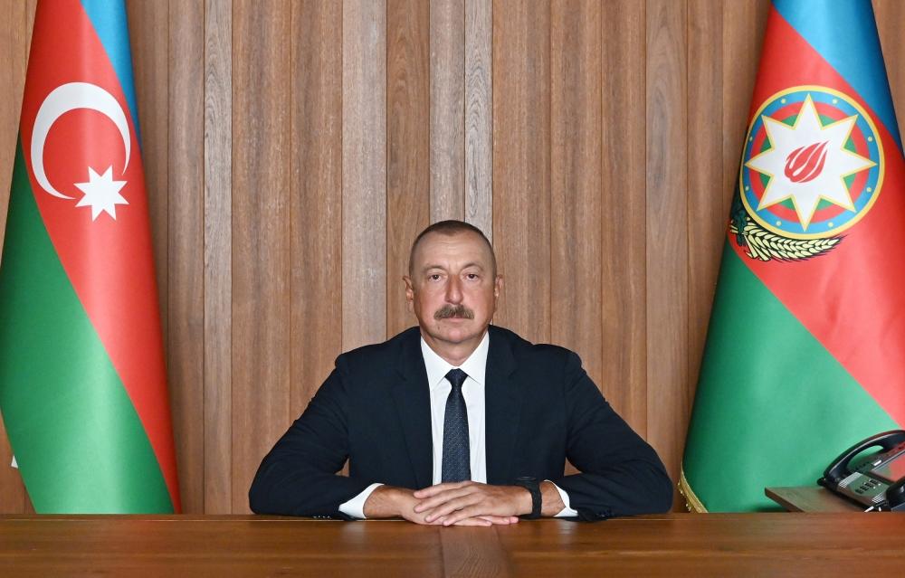 Алиев выступил в генассамблее ООН