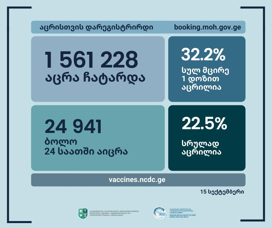 vaccination opponents in Georgia