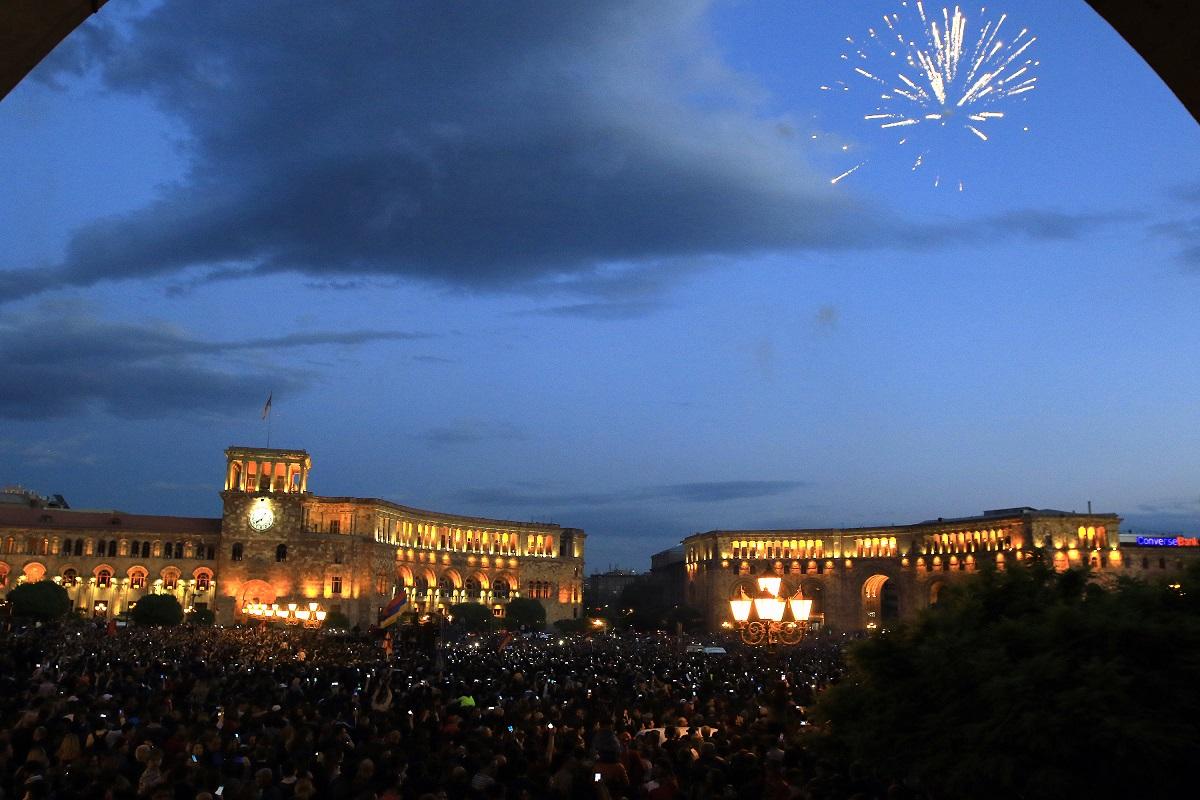 Республика Армения отмечает 30-летие независимости