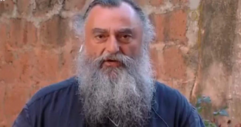 Allegedly leaked files compromising Georgian clerics