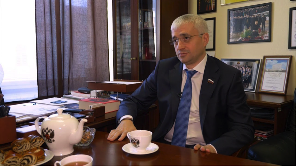State Duma deputy from North Ossetia Zurab Makiev. Dzhako case in North Ossetia