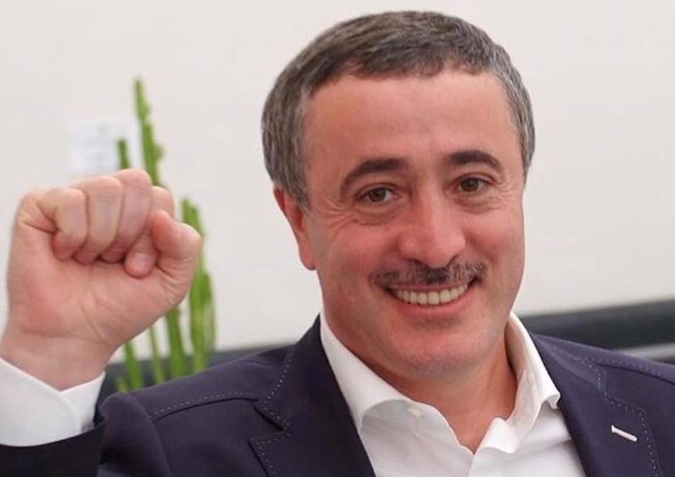 Russian Senator from North Ossetia Arsen Fadzaev. Dzhako case in North Ossetia