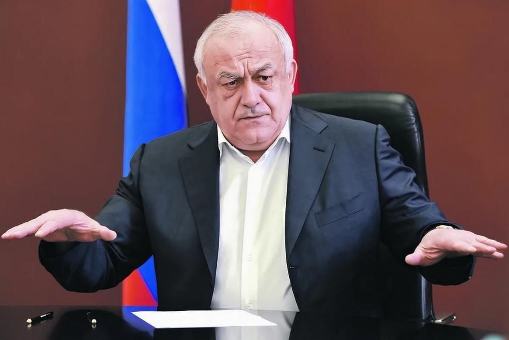 Former head of North Ossetia Taimuraz Mamsurov. Dzhako case in North Ossetia