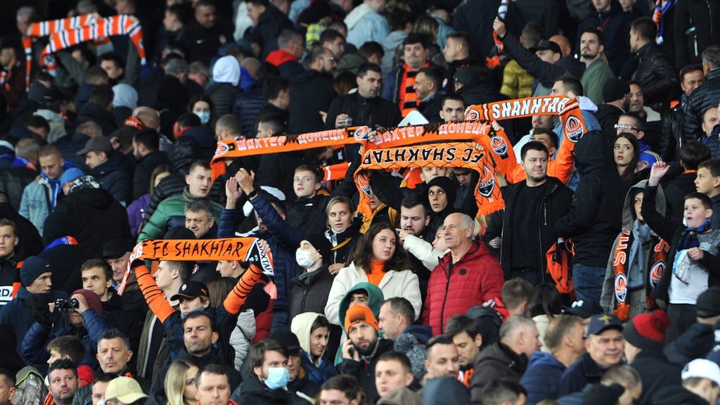 Donetsk Shakhtar moves to Kiev because of war