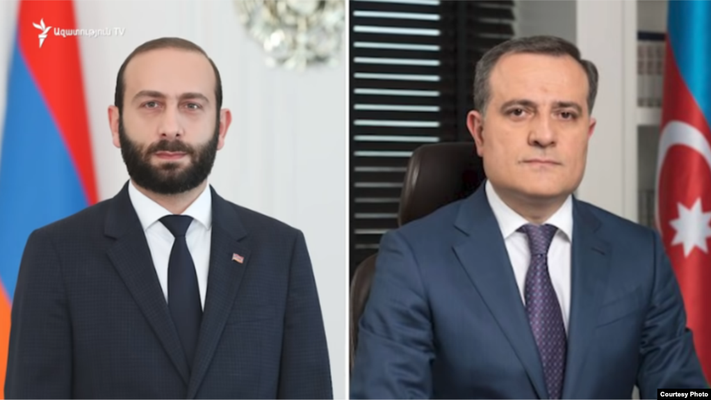 meeting of the Foreign Ministers of Armenia and Azerbaijan