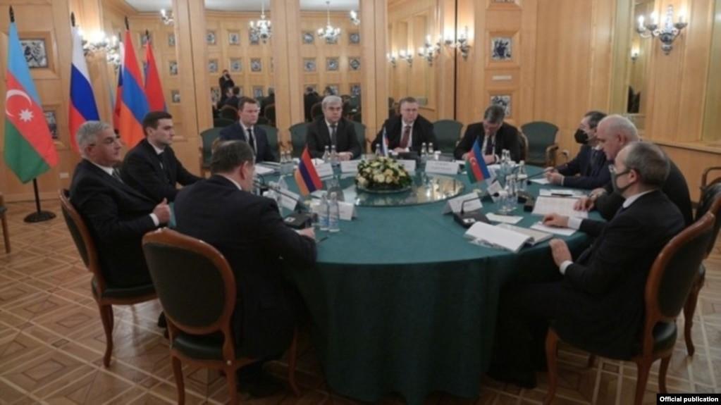 meeting of the deputy prime ministers of Armenia, Azerbaijan and Russia