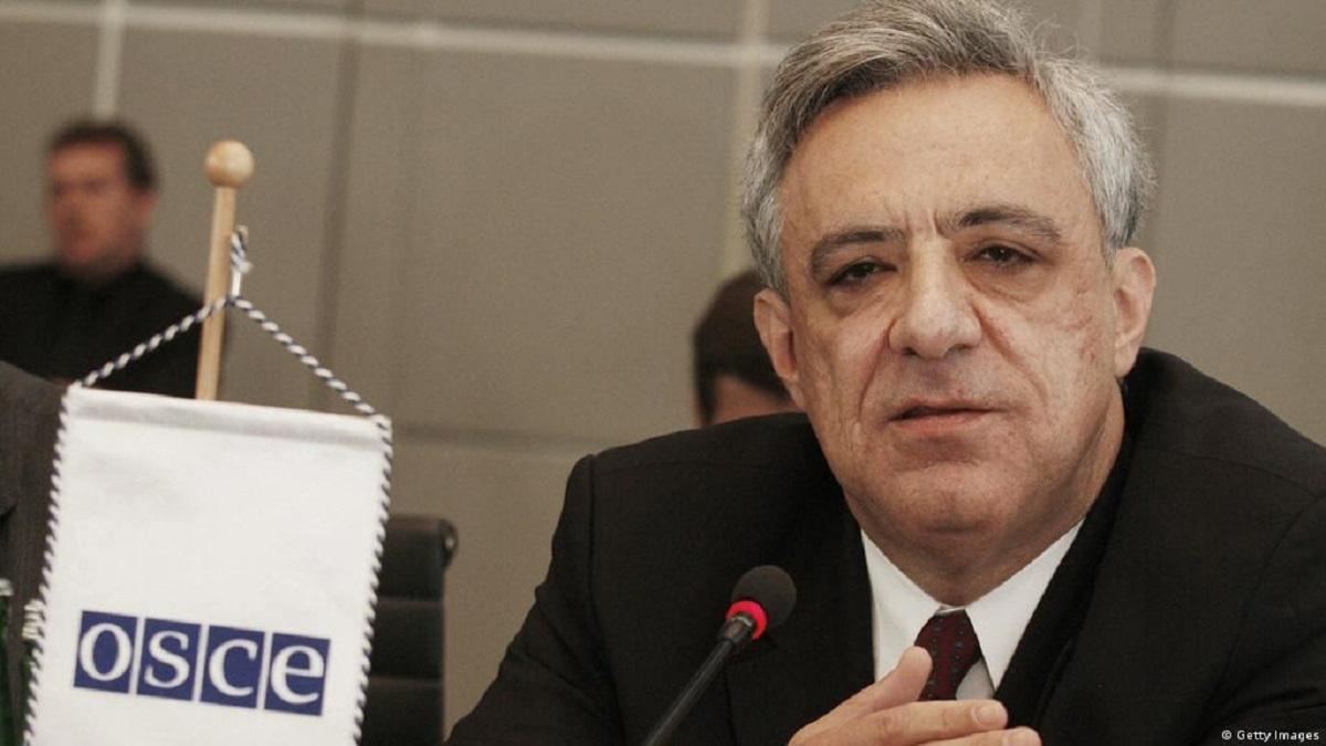 статья бывшего министра ИД Армении Вардана Осканяна