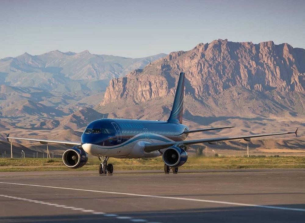 Բաքու-Նախիջևան չվերթ Հայաստանի օդային տարածքով