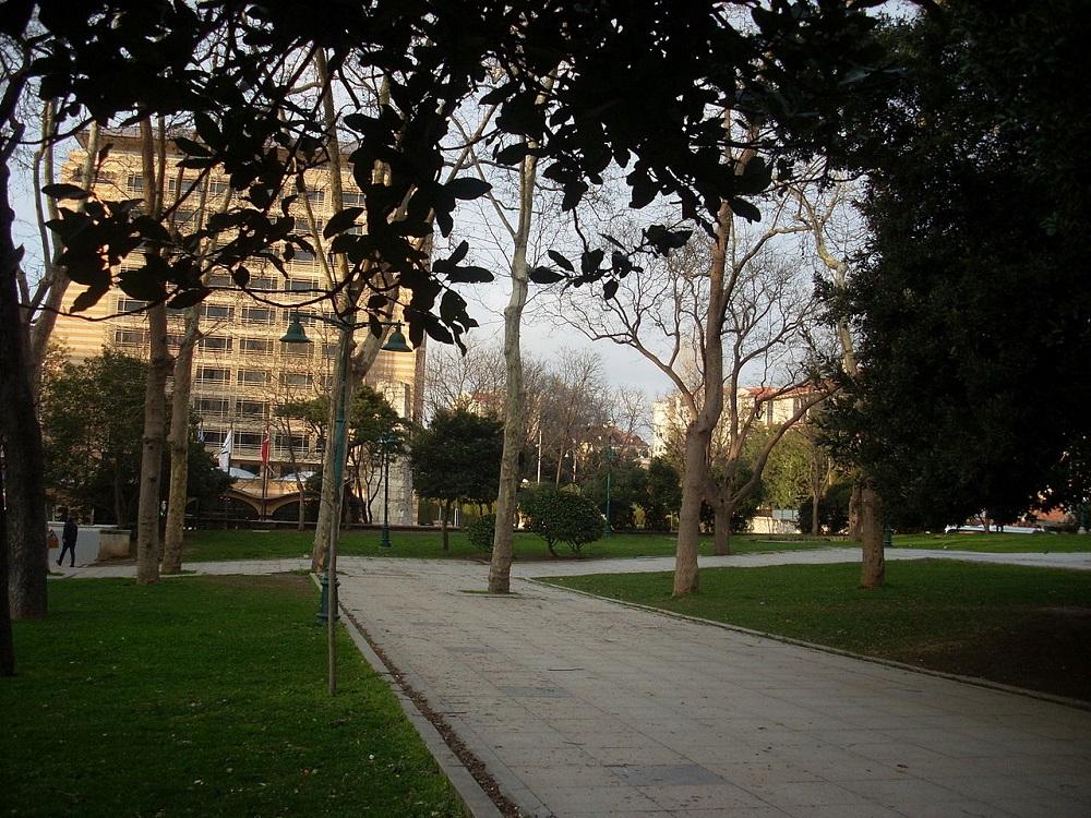 Парк Гези Стамбул